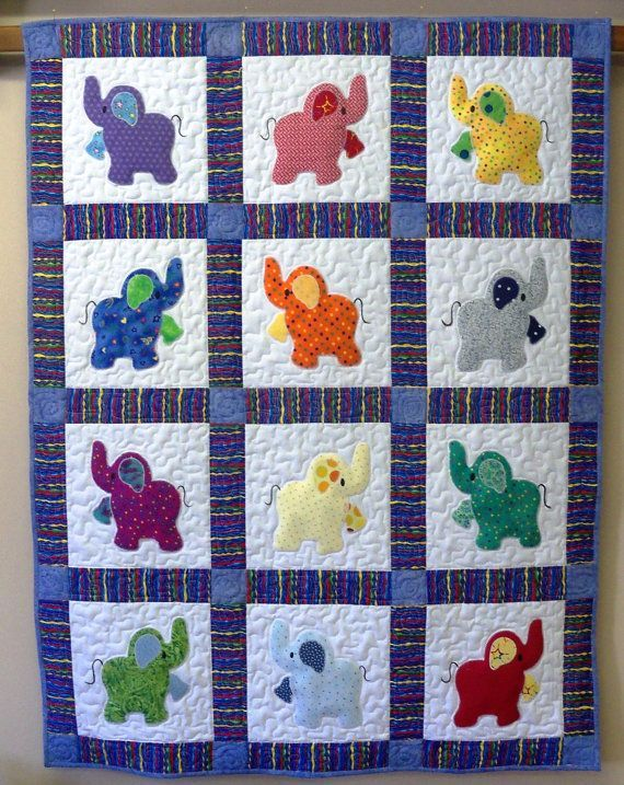 Picture of: Design Baby Quilt Designs