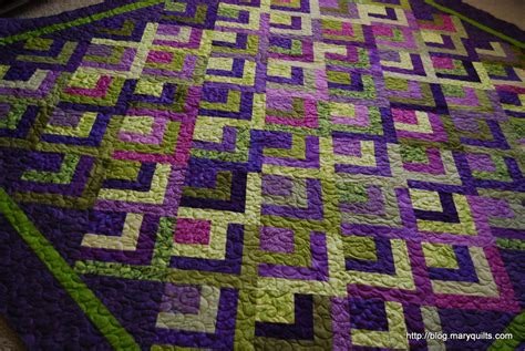 Picture of: Design Log Cabin Quilt Pattern
