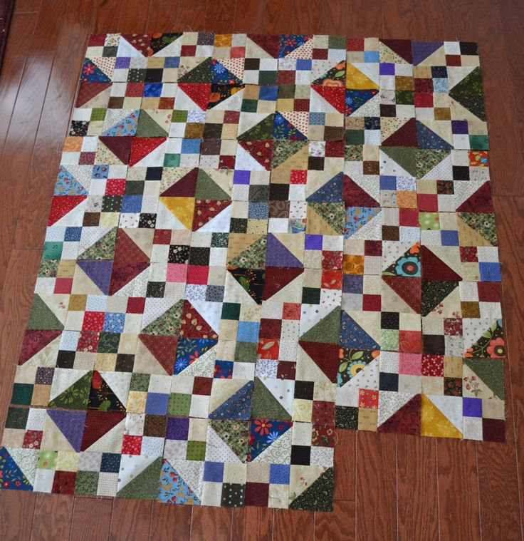 Design Scrap Quilt Patterns