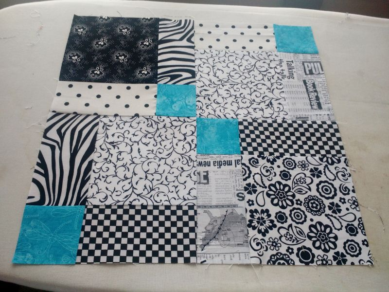 Image of: Diy 9 Patch Quilt Patterns