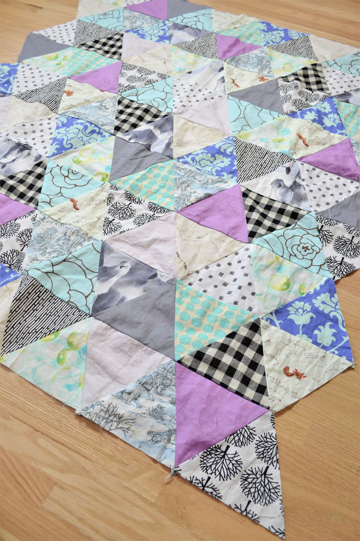 Diy Baby Quilt Patterns