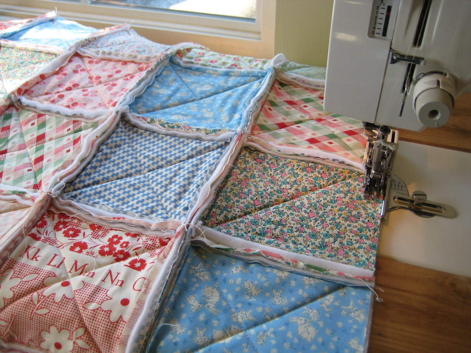 Image of: Diy Flannel Quilt Patterns