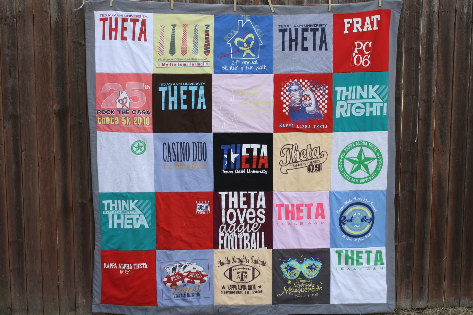 Image of: Diy T Shirt Quilt Pattern
