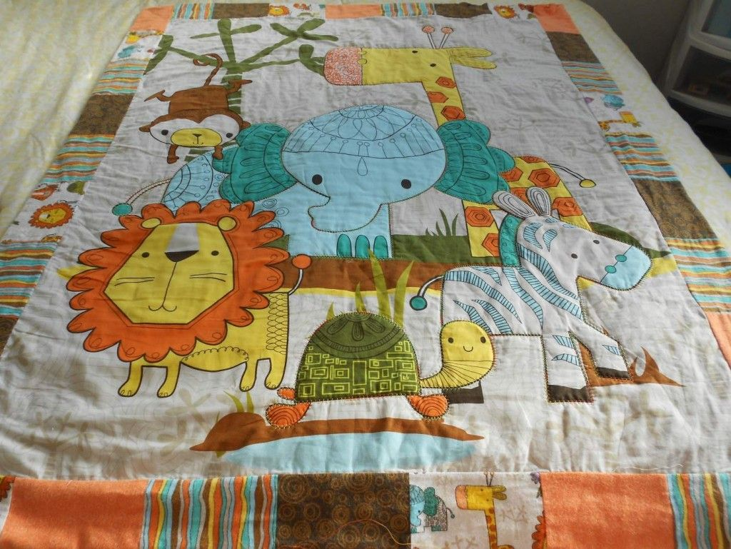 Easy Baby Boy Quilt Patterns Free
