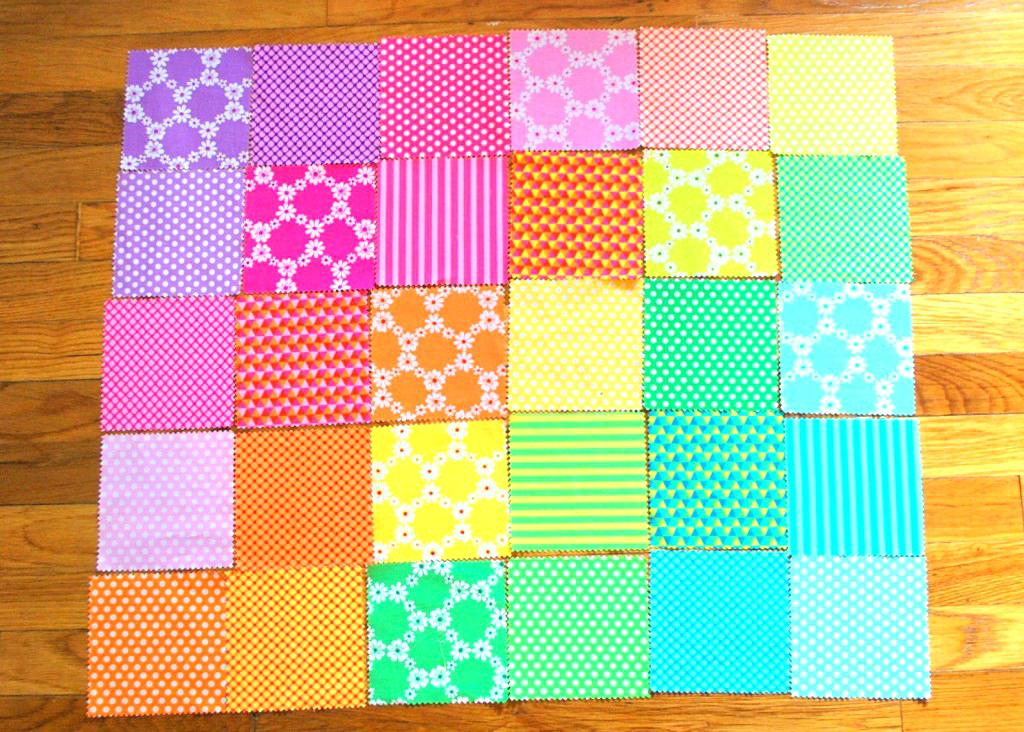 Picture of: Easy Baby Quilt Patterns Creation