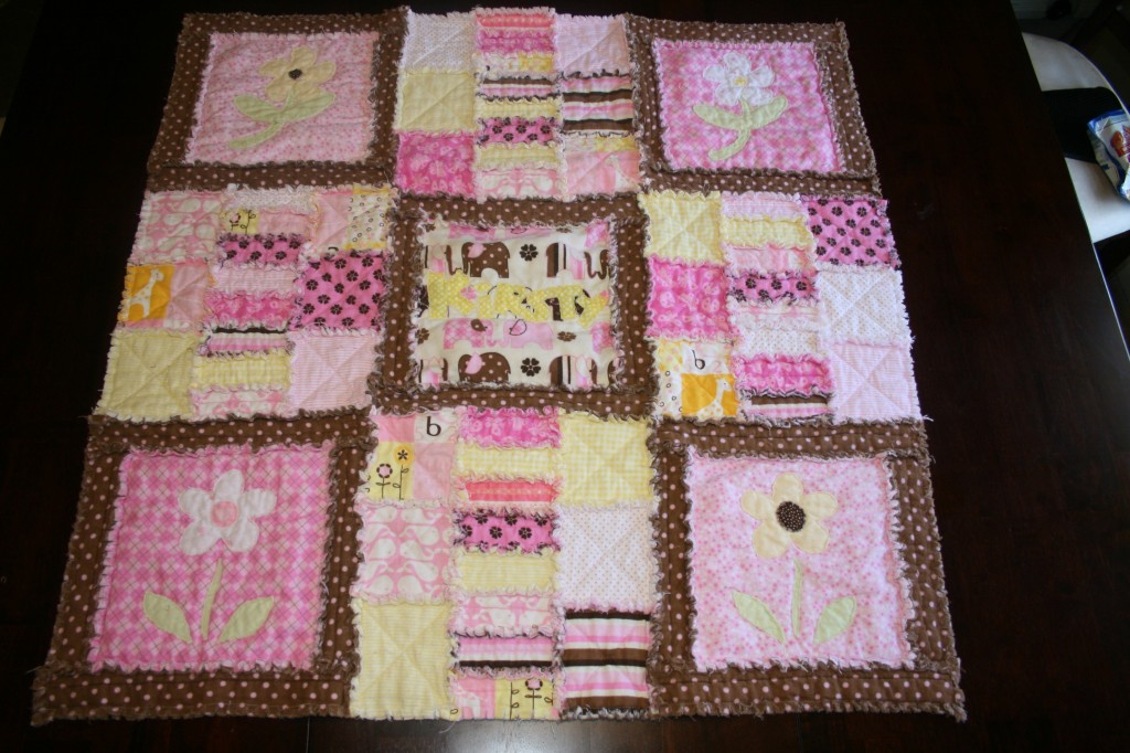 Picture of: Easy Baby Quilt Patterns Handmade