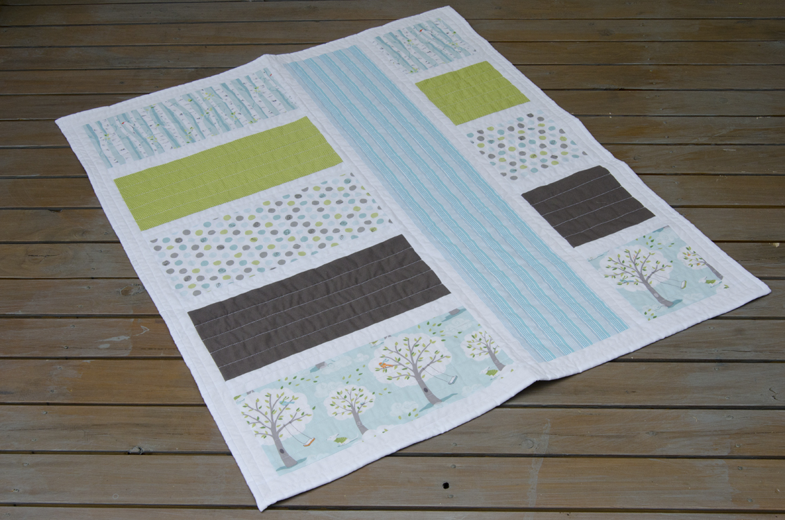 Picture of: Easy Baby Quilt Patterns Modern