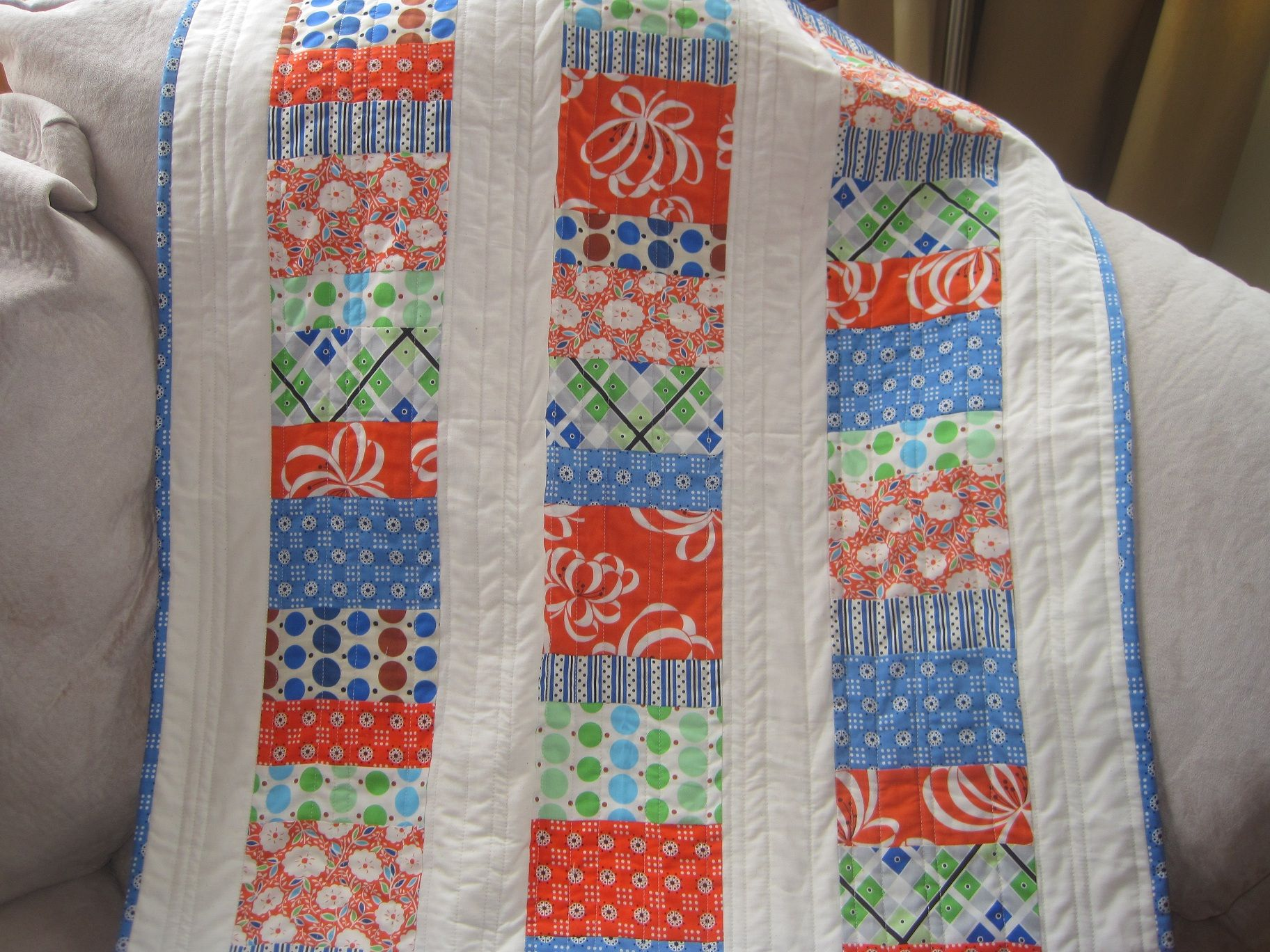 Easy Baby Quilts Combine