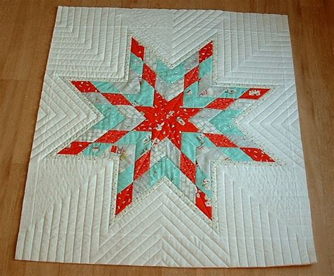 Image of: Easy Lone Star Quilt Pattern