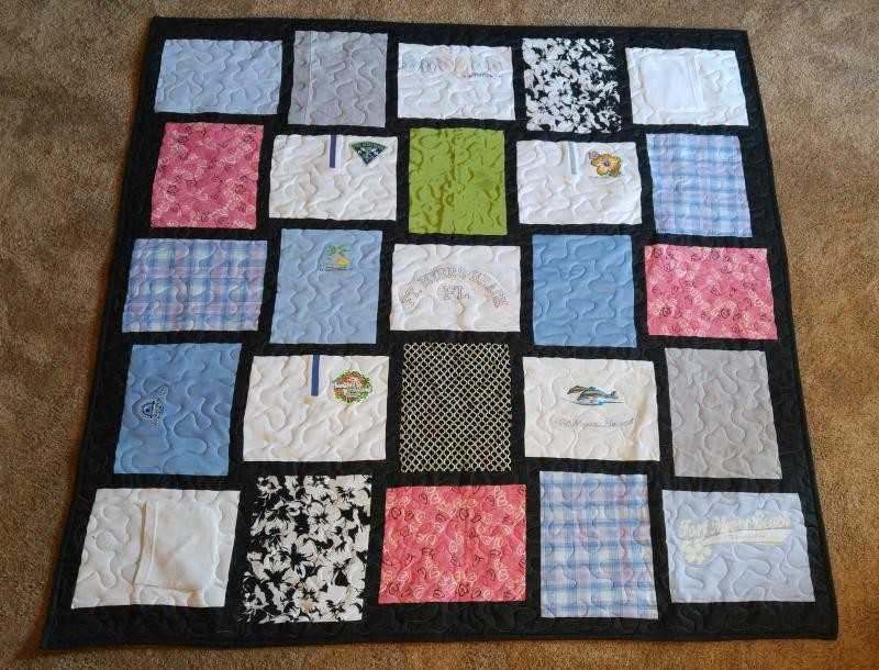 Picture of: Easy Memory Quilt Patterns