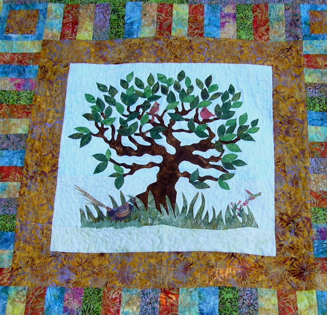 Image of: Fig Tree Quilt Patterns
