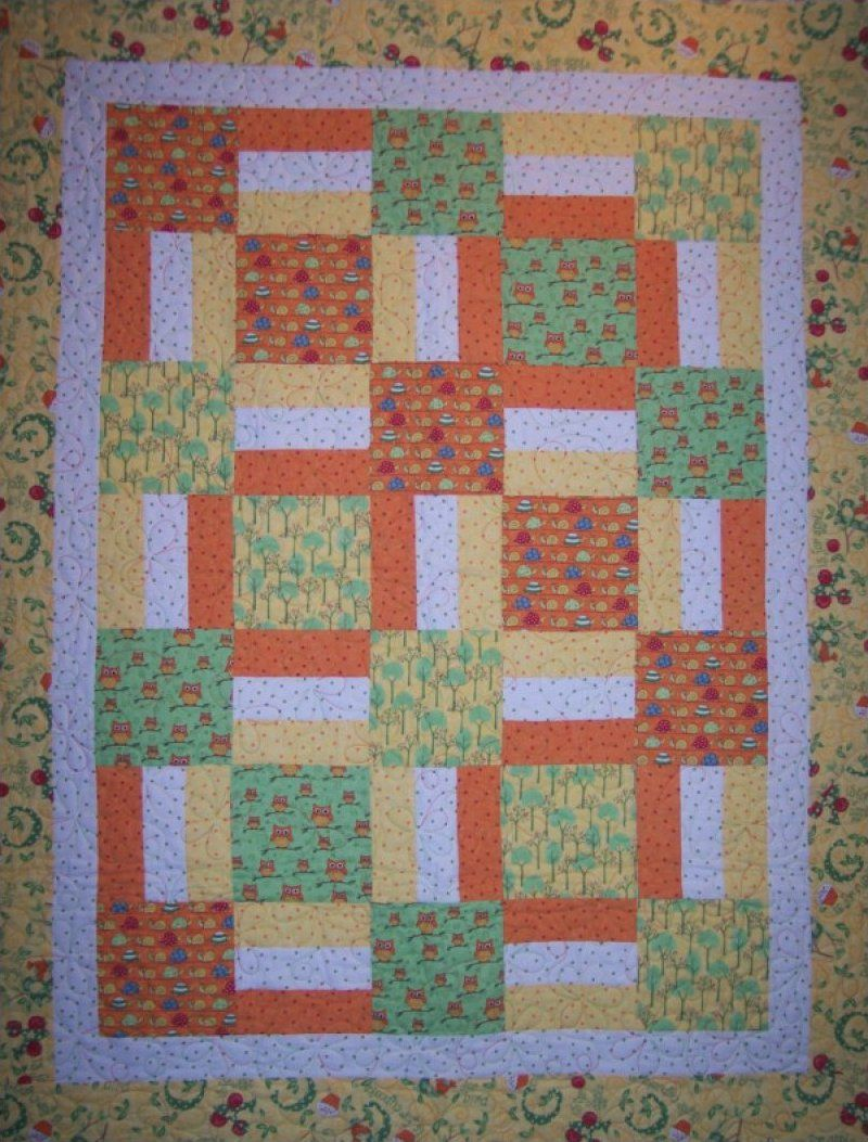 Flannel Quilt Patterns Small