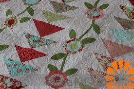 Image of: Flying Geese Quilt Pattern Free