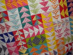 Image of: Flying Geese Quilt Pattern Ideas