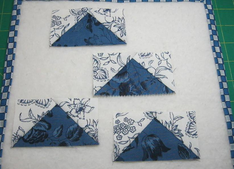 Image of: Flying Geese Quilt Pattern Meaning