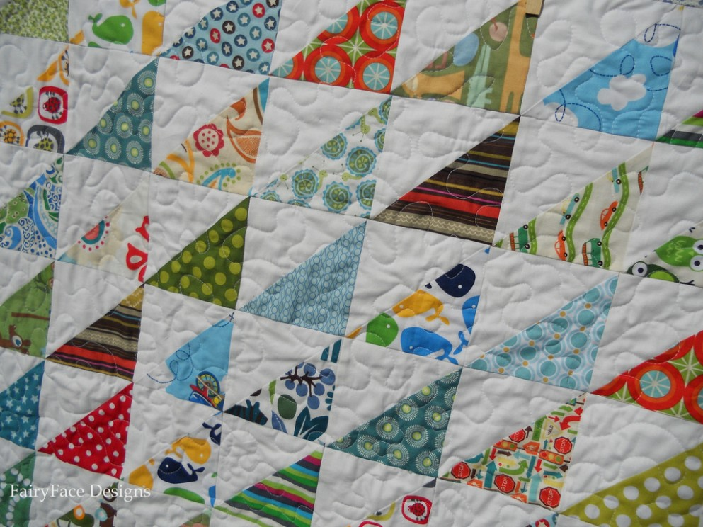 Free Baby Boy Quilt Patterns for Beginners
