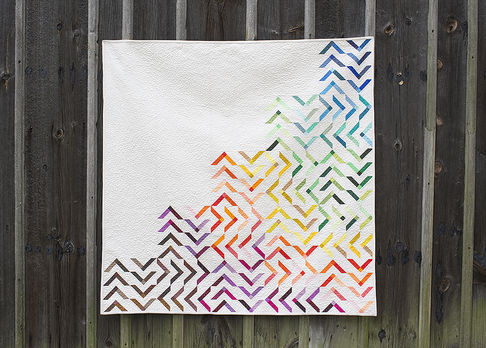 Image of: Fresh Modern Baby Quilt Patterns