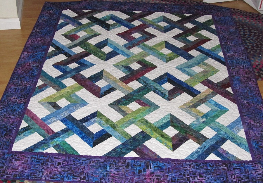 Image of: Gallery Batik Quilt Patterns