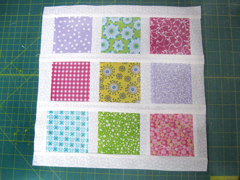 Image of: Good Quilt Patterns for Beginners