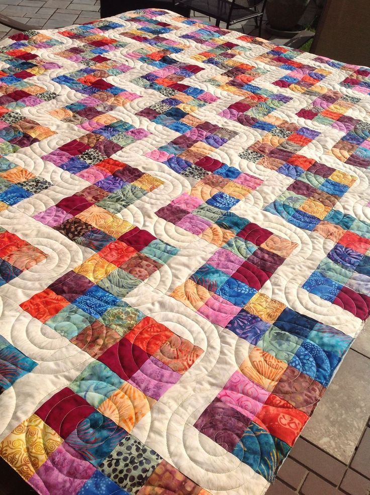 Picture of: Great Scrap Quilt Patterns