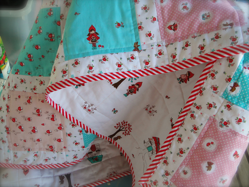 Handmade Baby Quilts Little
