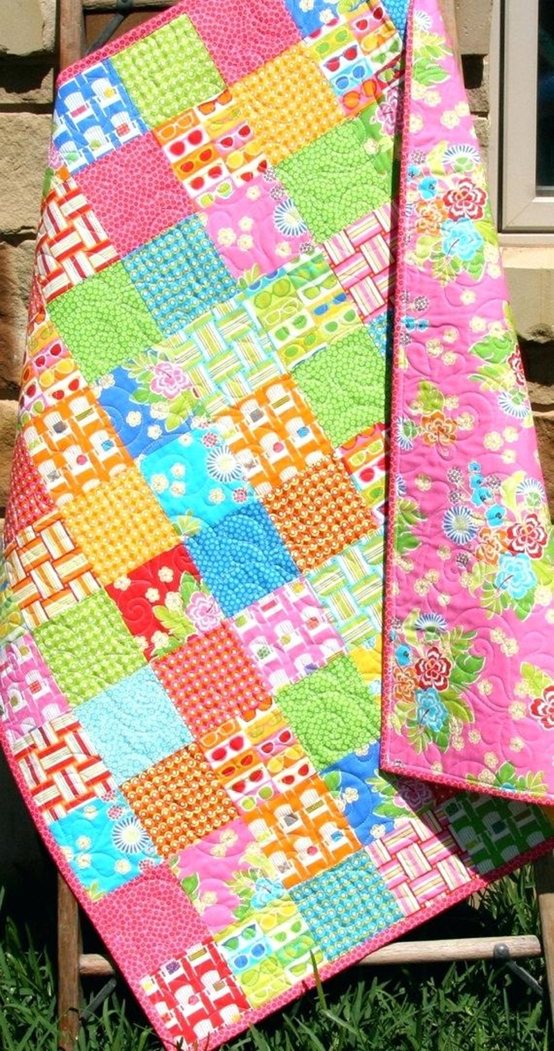 Image of: Hawaiian Quilt Patterns Photo