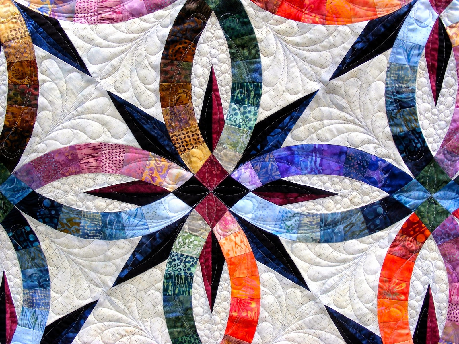 Ideas Double Wedding Ring Quilt Pattern