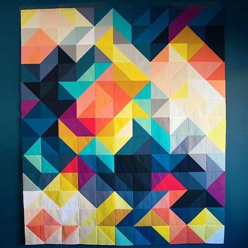 Picture of: Images Modern Quilt Patterns