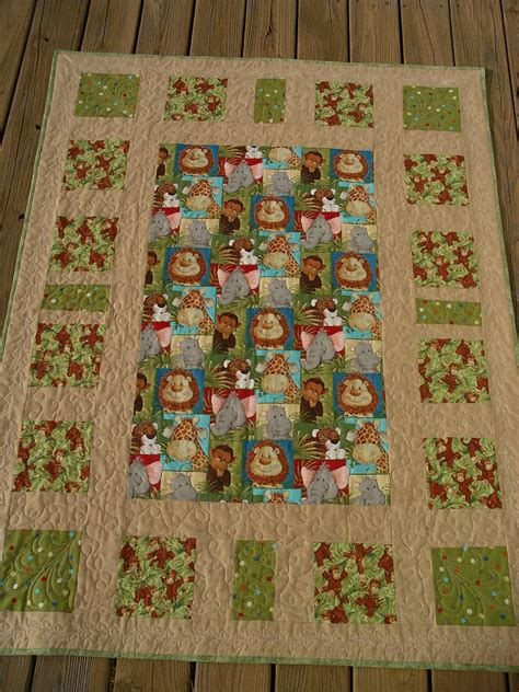 Image of: Innovative Baby Quilts