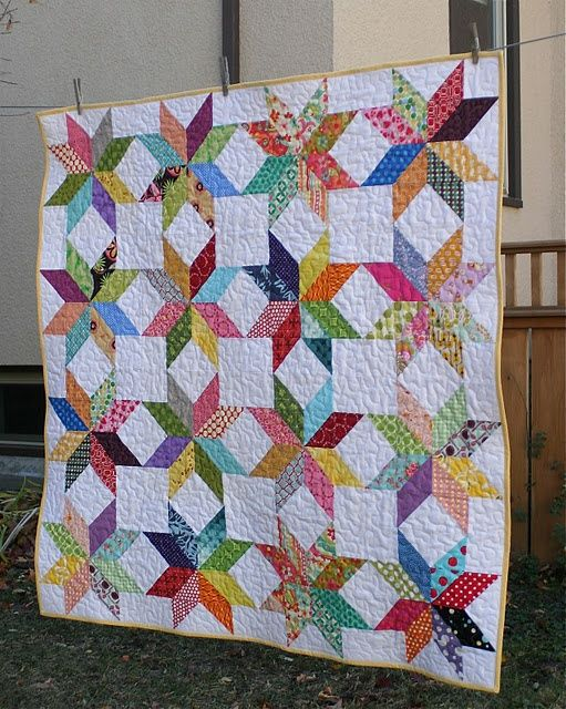 Picture of: Innovative Scrappy Quilt Patterns