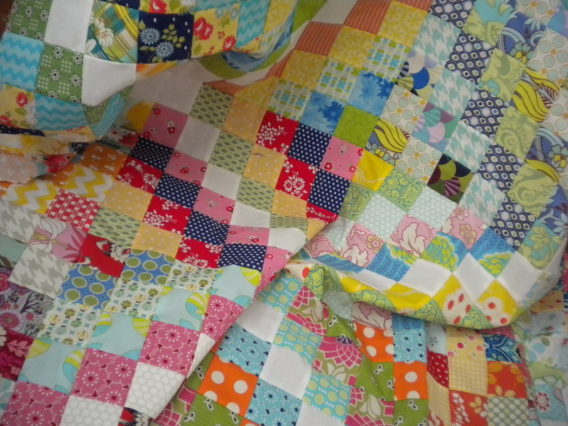 Picture of: Interest Scrappy Quilt Patterns