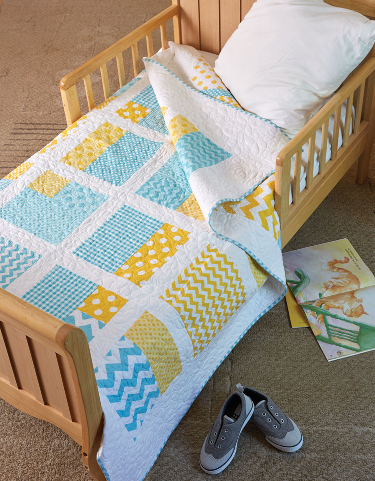 Picture of: Kids Quilt Patterns Style