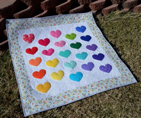 Picture of: Love Baby Quilt Designs