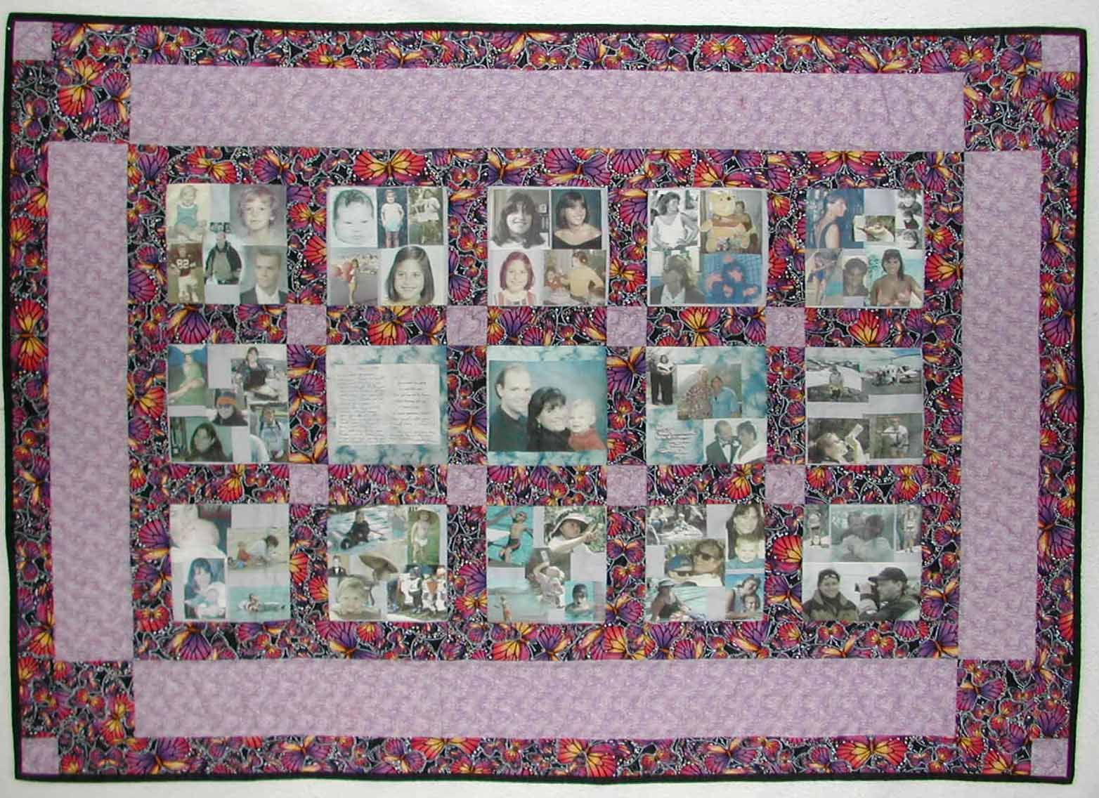 Picture of: Memory Quilt Patterns Old Clothes