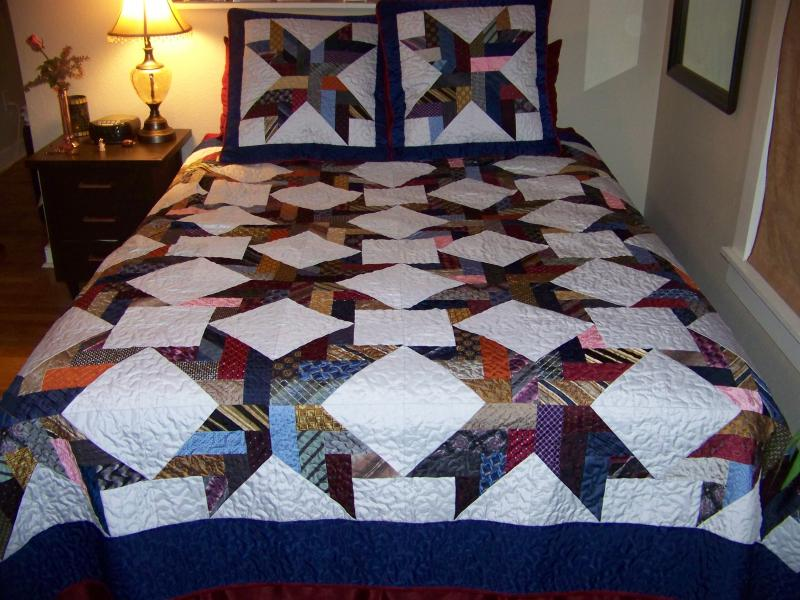 Picture of: Memory Quilt Patterns Wedding