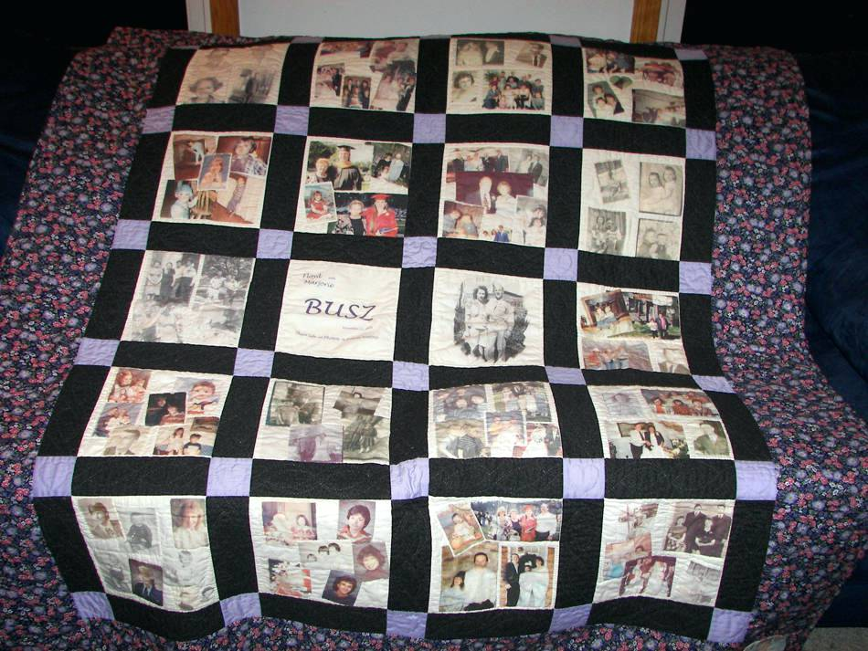Picture of: Memory Quilt Patterns for Beginners