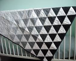 Image of: Modern Baby Quilt Fabric