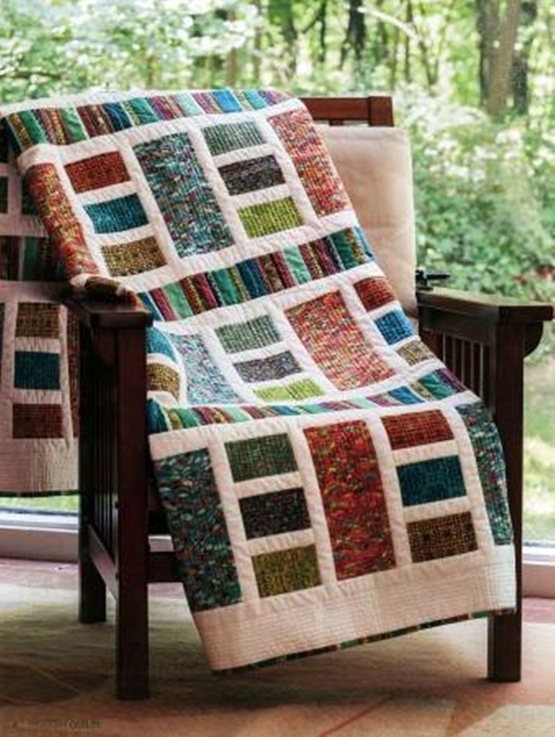 Picture of: Modern Quilt Patterns Photo