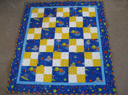 Image of: Nautical Baby Boy Quilt Patterns