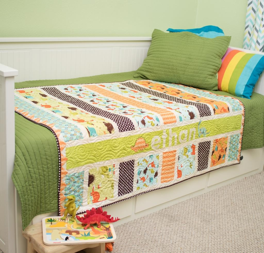 Image of: New Pack Quilt Patterns Options