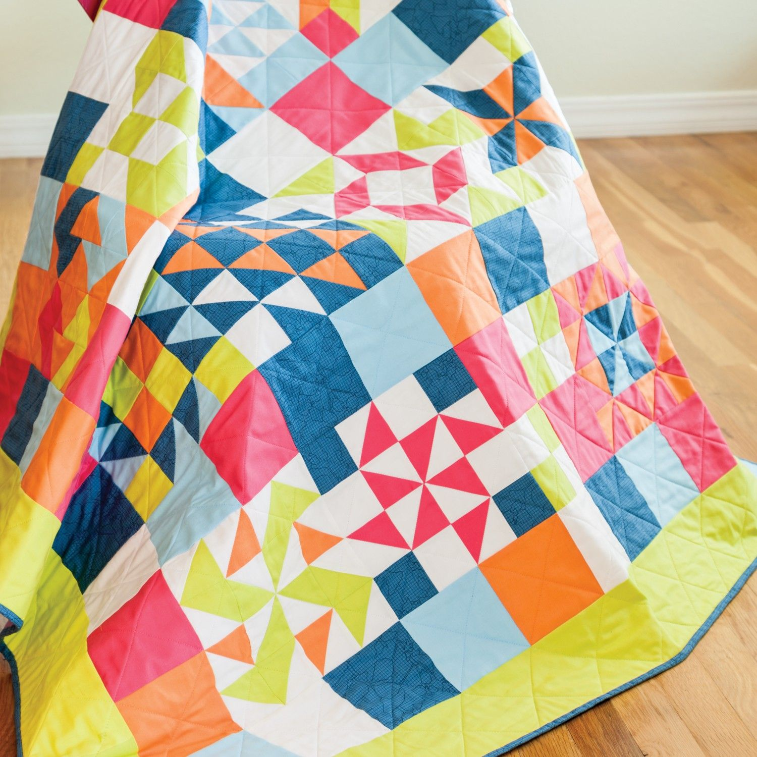 Image of: New Quilt Square Patterns