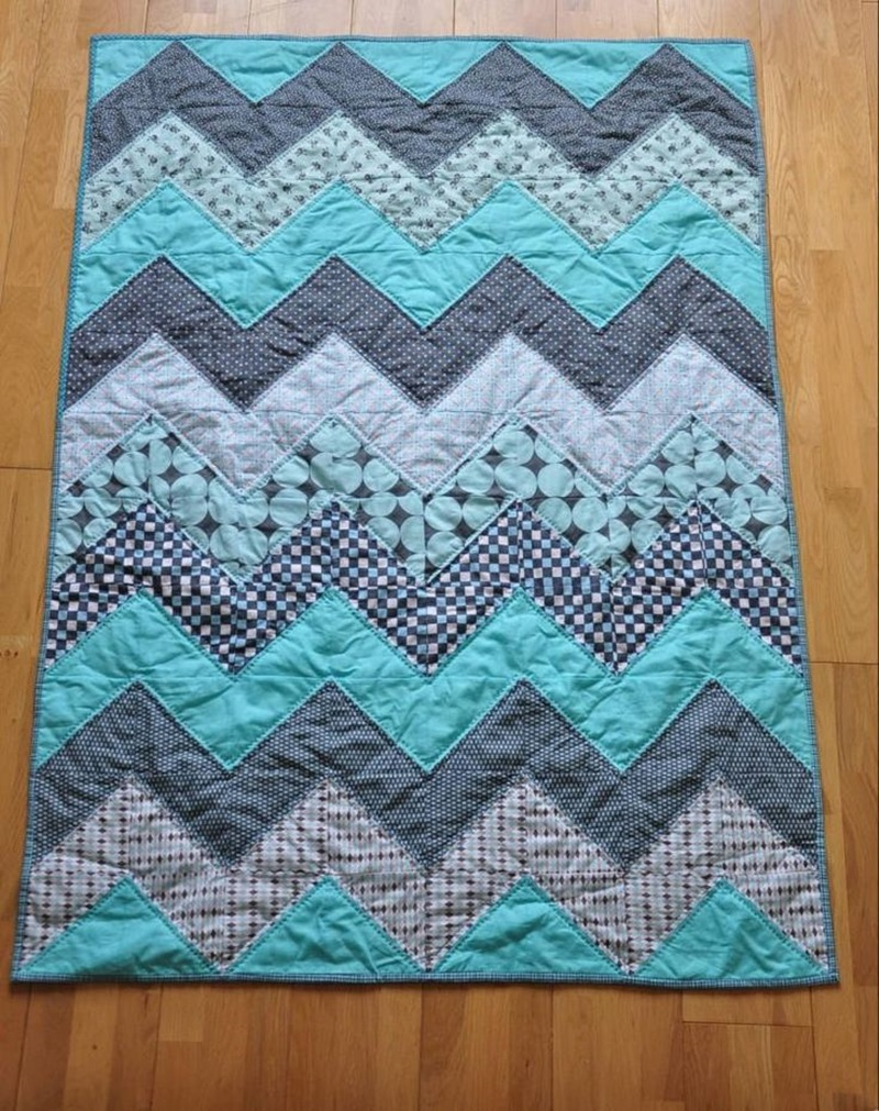 Image of: Nice Baby Quilts Patterns