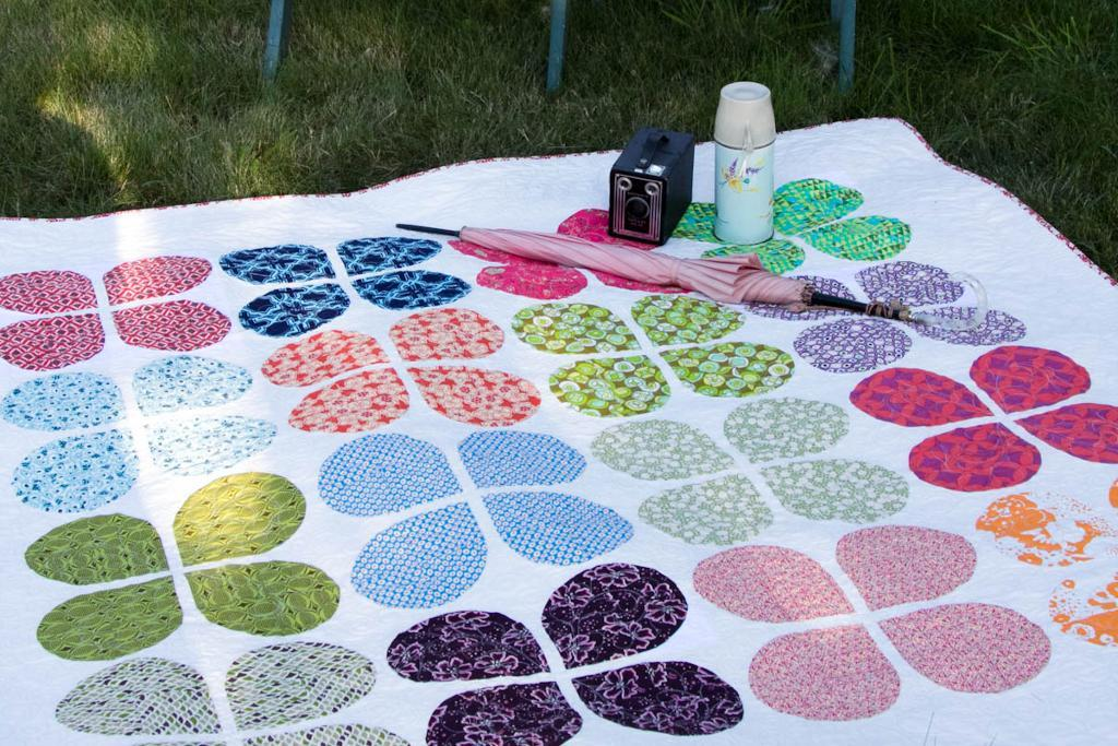 Picture of: Nice Flower Quilt Patterns