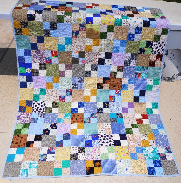 Picture of: Nice Scrap Quilt Patterns