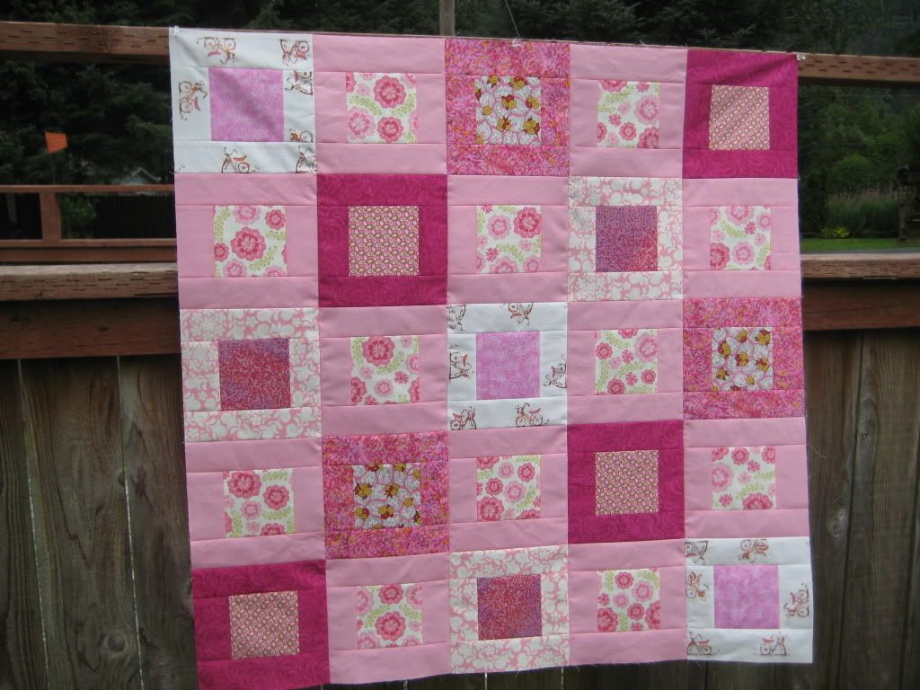 Picture of: Nice Simple Baby Quilt Patterns