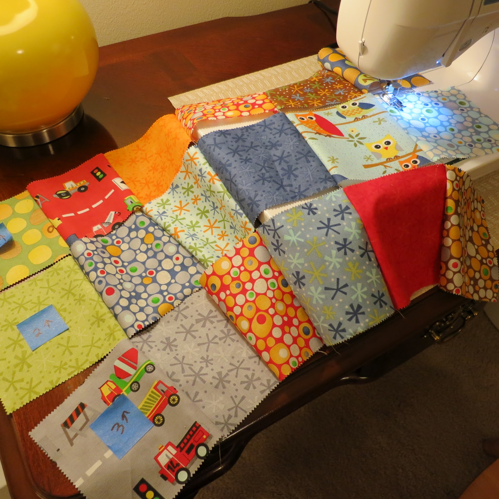 Image of: Pack Quilt Patterns Options Guide