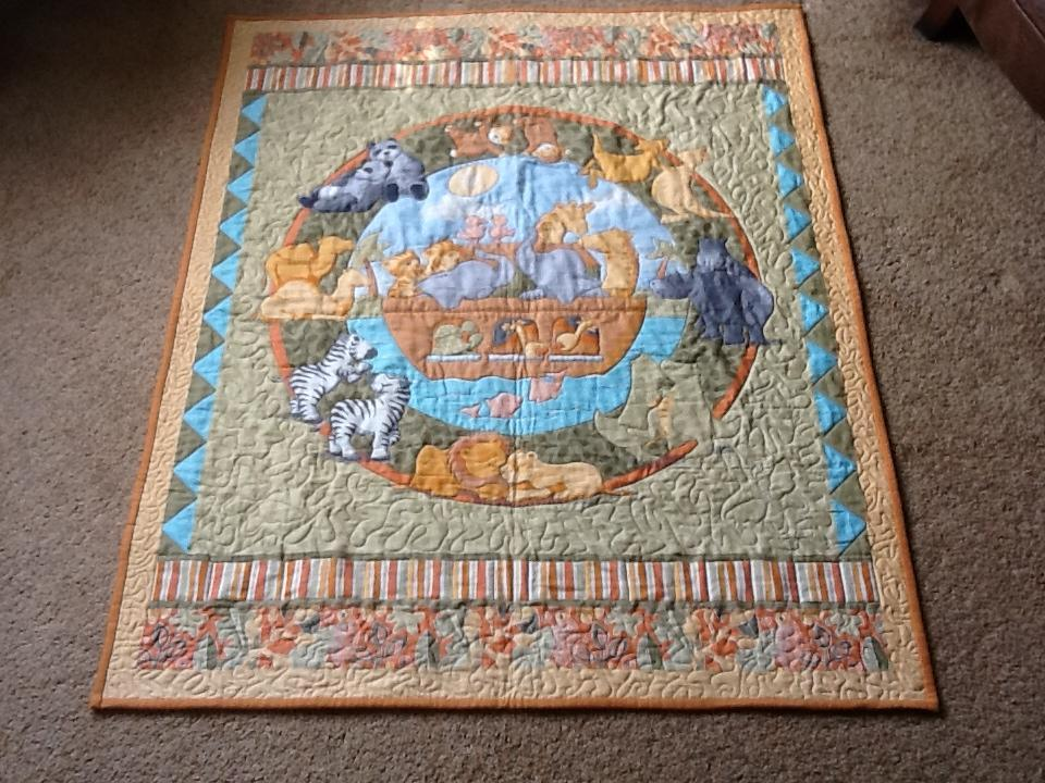 Picture of: Panel Quilt Patterns Antique