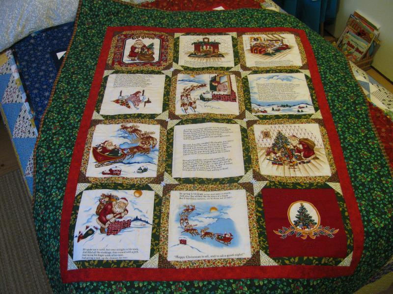 Picture of: Panel Quilt Patterns Ideas