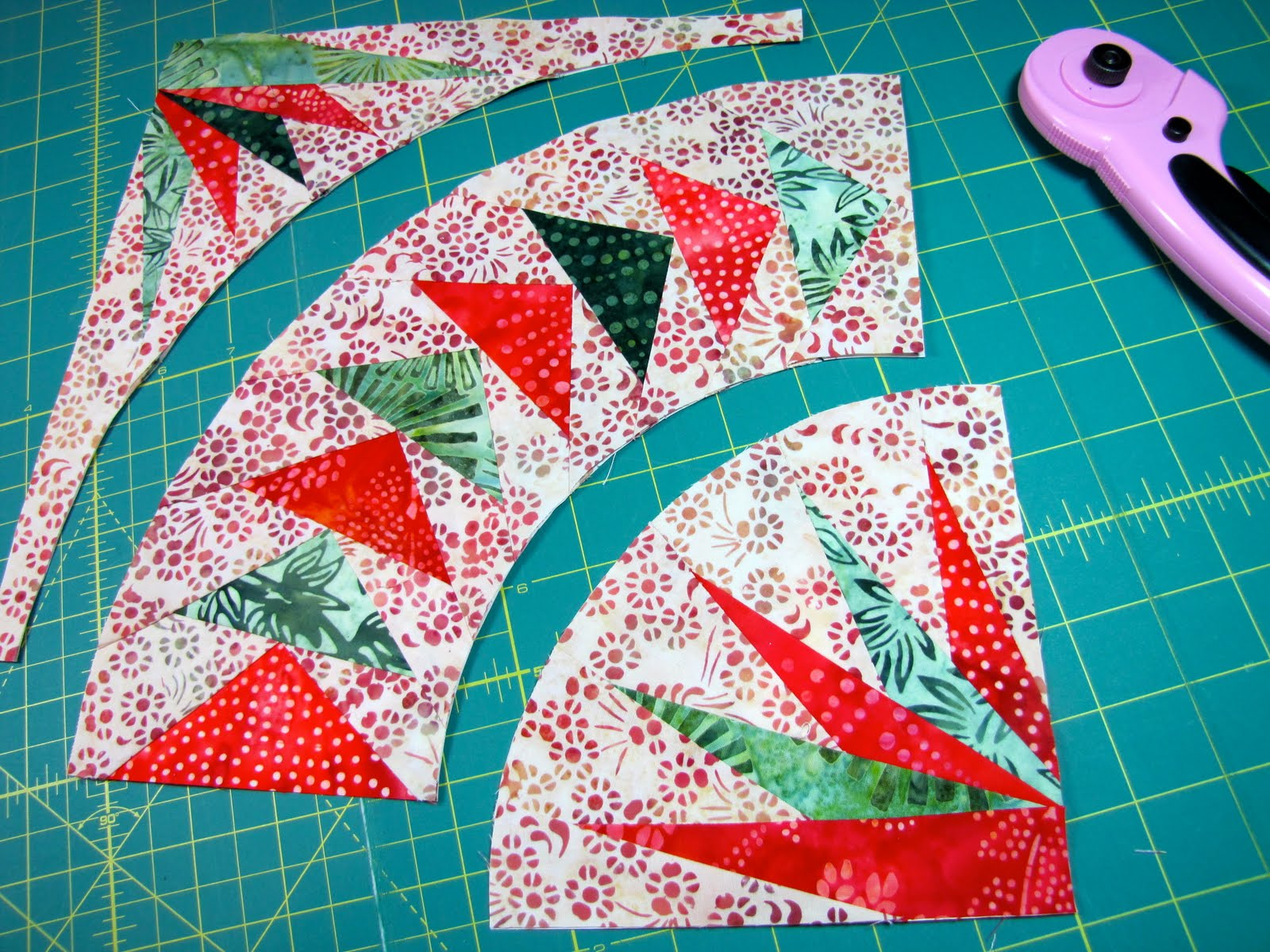 Paper Pieced Quilt Patterns Plans