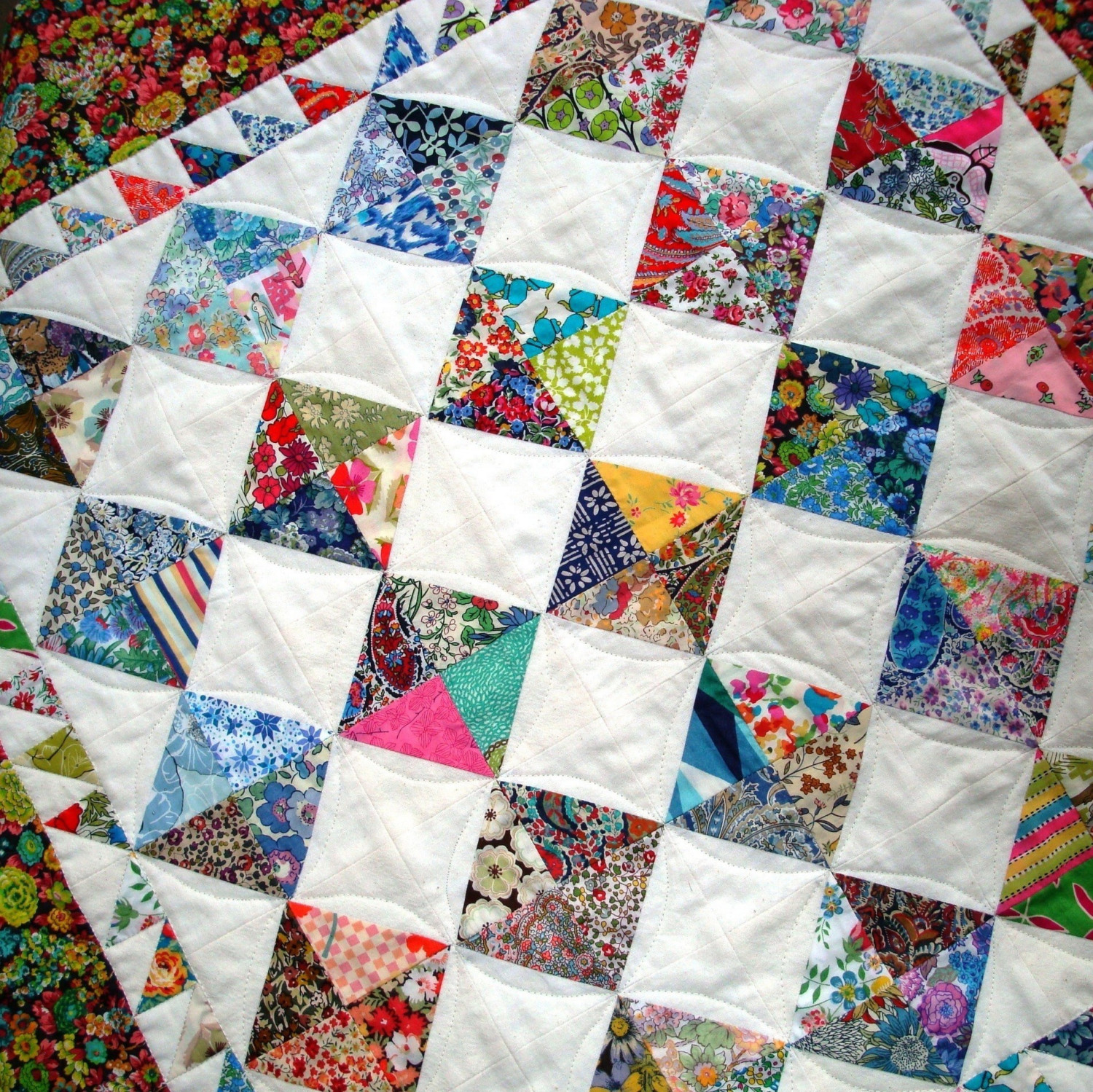 Image of: Patchwork Quilt Patterns Designs